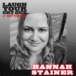 Laugh Your Cry Out with Hannah Stainer