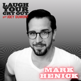 Laugh Your Cry Out with Mark Henick