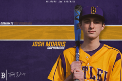 #12 Josh Morris