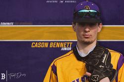 #21 Cason Bennett