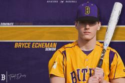 #9 Bryce Echeman