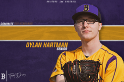 #3 Dylan Hartman