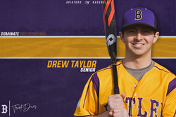 #1 Drew Taylor