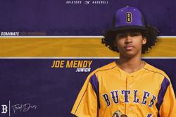 #4 Joe Mendy