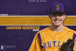 #6 Cameron Hendricks