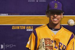 #13 Quinton Hall