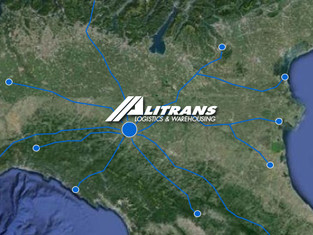 Cooperation agreement with Alitrans in Italy