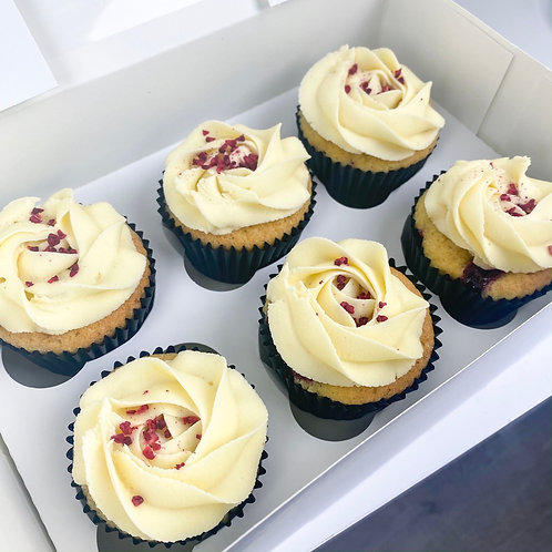 6 x Cupcakes