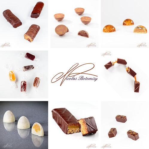 "Online live class ""Chocolate Bundle "" 1st - 6 th of Septembe"