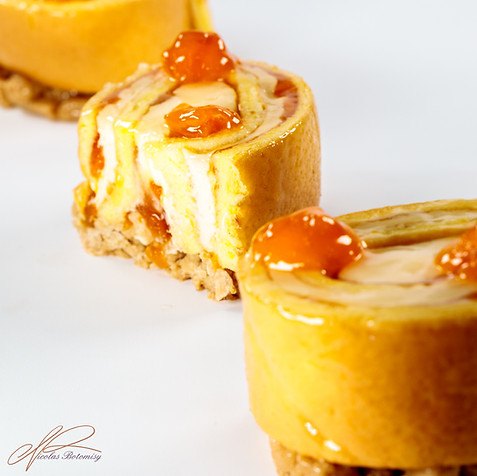apricot rolled cake cut.jpg