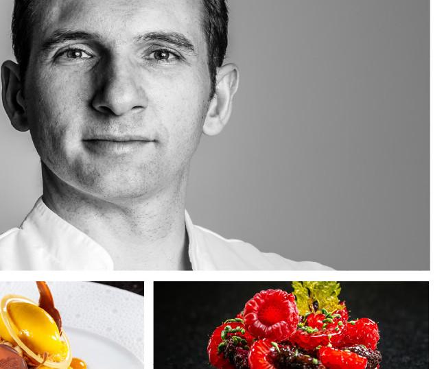 Patisserie Chef Nicolas Botomisy - AUGUS