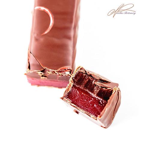 Raspberry caramel guanaja caramel.jpg