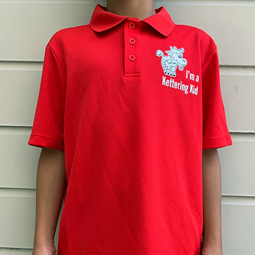 Kettering Kid Polo - Youth Only