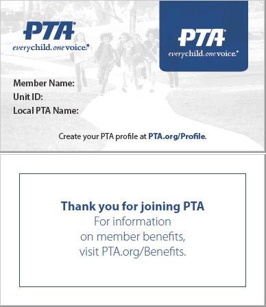 PTA Membership - Basic
