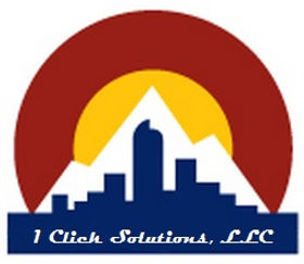 1 Click Solutions Internet Marketing Logo