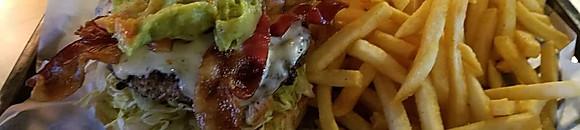 Burgers & Grilled Chicken