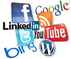 Social Media SEO Logos