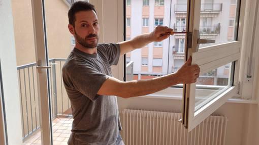 Michele Zanetti manutentore Trento