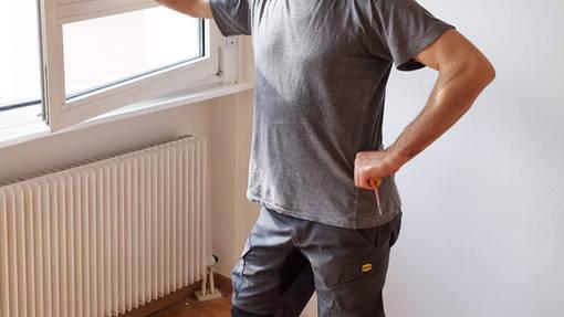 Michele Zanetti artigiano manutentore, lavoro a Trento e dintorni