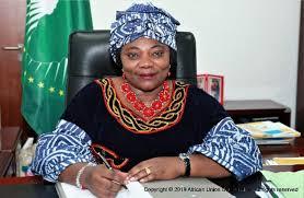 Prof Sarah Anyang Agbor - AU Commissioner