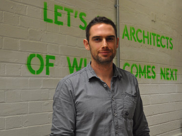 ARCHITECTS OF NEXT: NATHANIEL REILLY-O'DONNELL/ONEFIFTY