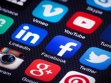 How many users do social networks have?