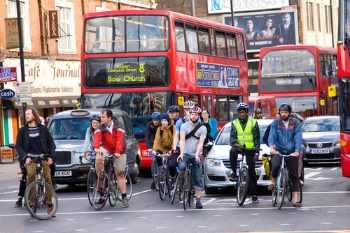 The London cycling commute – from first-timer Matt