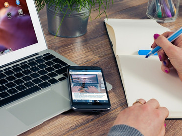 Making your at home office feel like an at work office