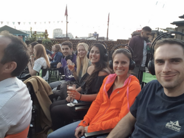 A year living social trends: Outdoor Cinema – We lived it. We loved it.