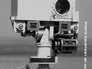 IMS SUPPORTS SUPERCAM EFFORTS ON MARS