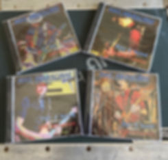 Photo of all FOUR CDs for Promo.jpg