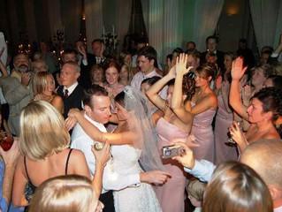 Hmmm ... Wedding DJ or Band?