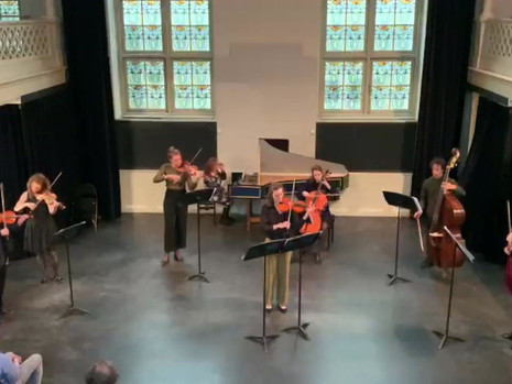 Bach - Concert in d, 1052R (2020)