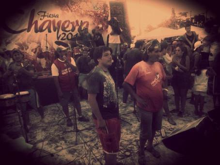 1ra Fiesta Chayera