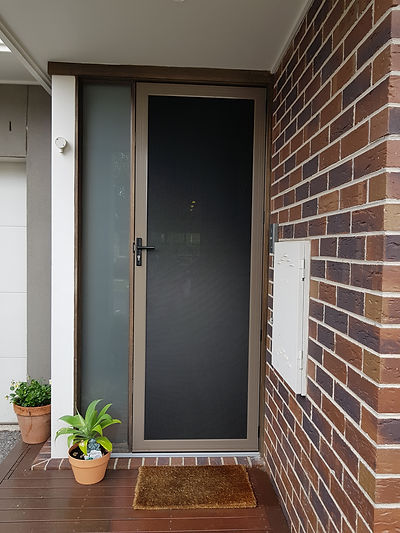 Security Door Melbourne East