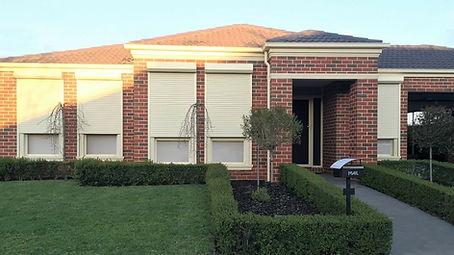 C&R Home Ideas Roller Shutters Melbourne