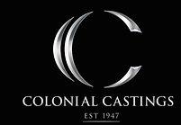 Colonial Castings Logo
