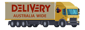 C&R Home Ideas Delivery Truck Melbourne