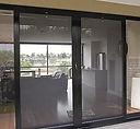 Clear View Security Screen Door
