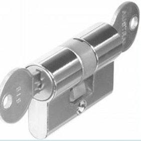 Security Door Lock key Barrel to suit Whitco, Lockwood, Austral