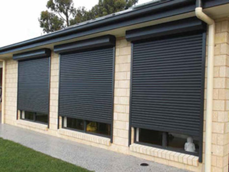 ROLLER SHUTTERS FROM MIGHTY TUFF SECURITY