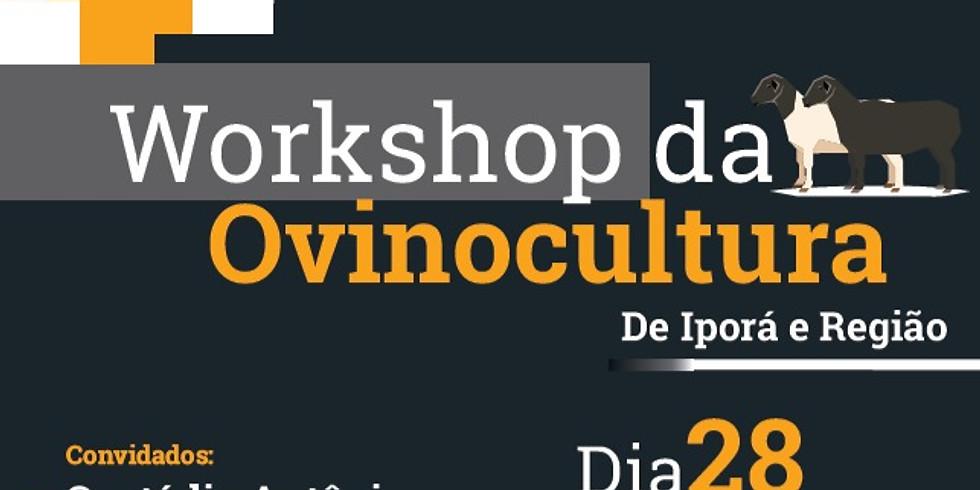 Workshop da Ovinocultura de Iporá e região