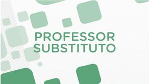 Aberta seleção para professor substituto de Economia/Agronegócio