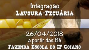 2º Dia de campo sobre integração Lavoura-Pecuária-Floresta acontece no IF Goiano