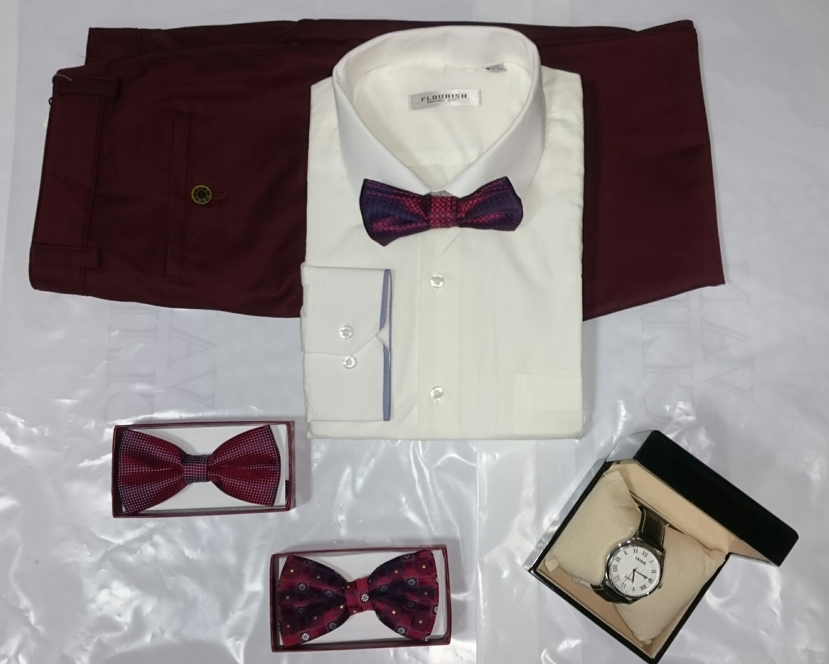 Модный набор для молодого человека