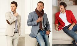 Модные Casual пиджаки