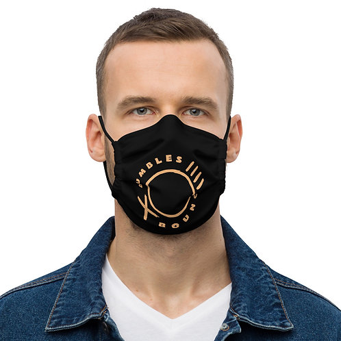 BB Logo Premium face mask