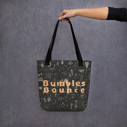 BB Greatest Art/Name Tote bag