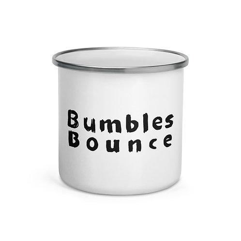 Bumbles Bounce Enamel Mug