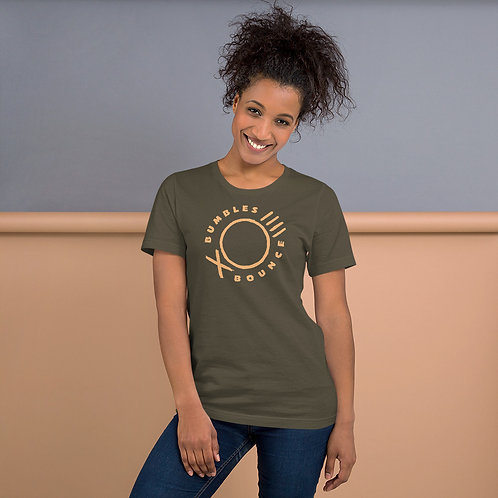 Bumbles Logo Short-Sleeve Unisex T-Shirt